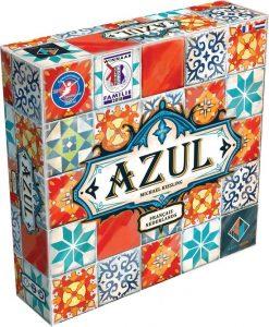 Azul Geschikt voor 2 tot 4 spelers vanaf 8 jaar. Speelduur: +/- 40 minuten.