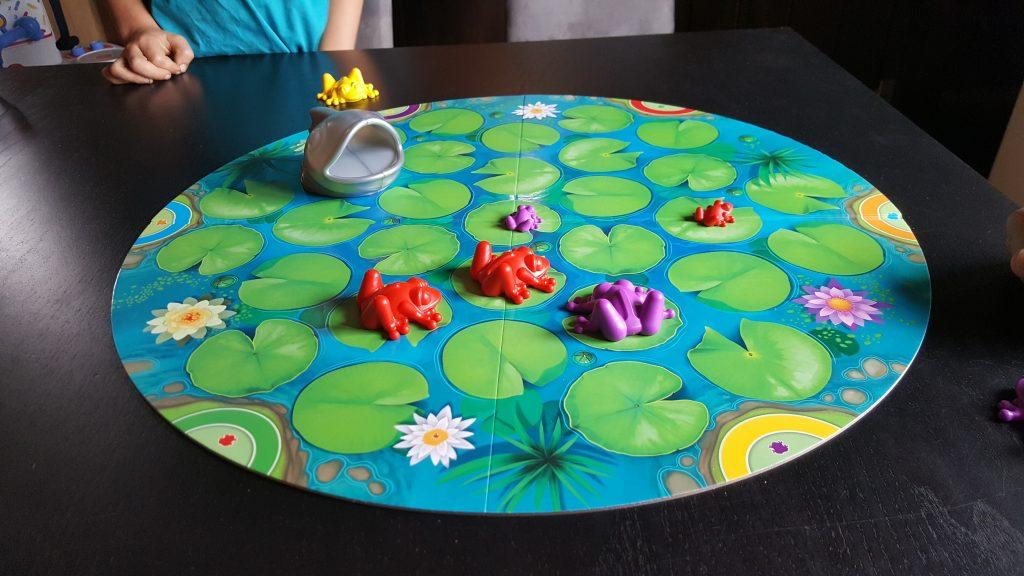 Froggit; genomineerd voor voor speelgoed van het jaar 2020 categorie 6 & 7 jaar, review