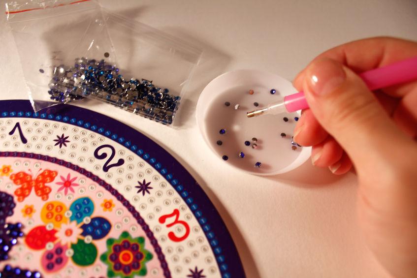 Diamond painting voor volwassenen