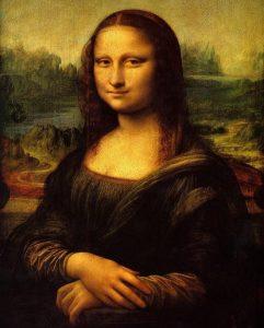 Diamond painting Mona Lisa