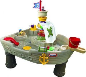 Watertafel piraten