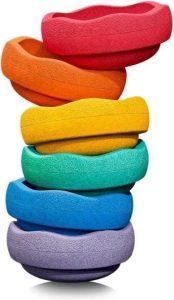 Balansspeelgoed: Stapelstein stenen balanceerspeelgoed