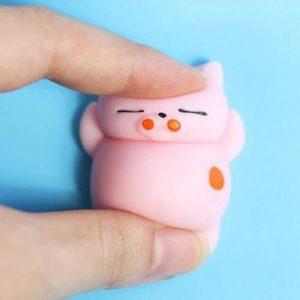 Mochi squishy fidget