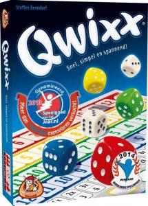 Qwixx reisspel