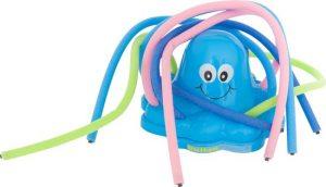Waterspeelgoed, watersproeier octopus, het leukste zomerspeelgoed, spelenspeelgoed.nl